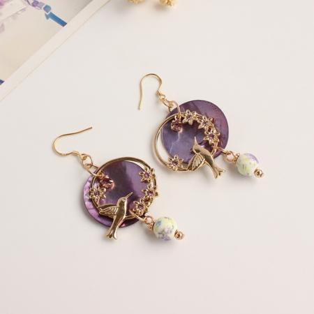The Hummingbird Earrings