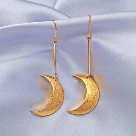 Serena Earrings Gold